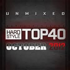 Fear FM Hardstyle Top 40 October 2012