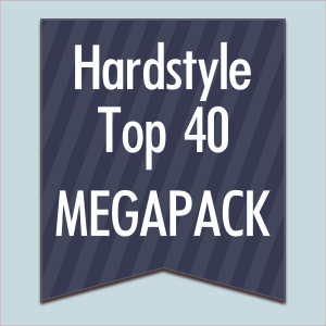 Q-Dance Hardstyle Top 40 June 2014