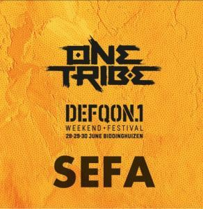 Sefa @ Defqon 1 2019 Red Stage 1080p