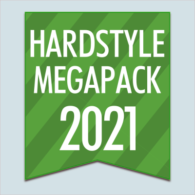 Hardstyle 2021 JANUARY Megapack
