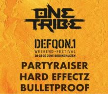 Partyraiser & Hard.Effectz & Bulletproof @ Defqon 1 2019 Black Stage 1080p