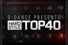 Q-Dance Hardstyle Top 40 February 2013