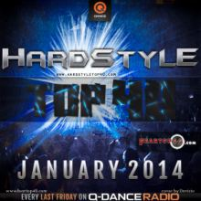 Q-Dance Presents Hardstyle Top 40 January 2014