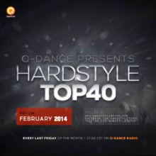 Q-Dance Presents Hardstyle Top 40 February 2014