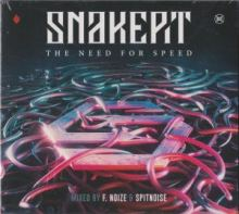 VA - Snakepit - The Need For Speed (Mixed by F. Noize & Spitnoise) (2019)