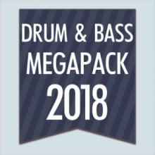 Drum & Bass 2018 November Megapack