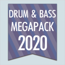 Drum & Bass 2020 April Megapack