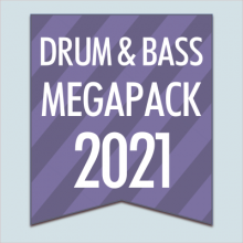 Drum & Bass 2021 MARCH Megapack