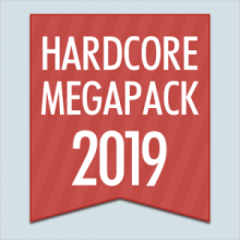 Hardcore 2019 August Megapack
