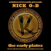 Nick OD - The Early Plates (2010)