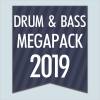 Drum & Bass 2019 August Megapack